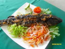 Maquis duval l accueil - Specialite africaine cuisine ...