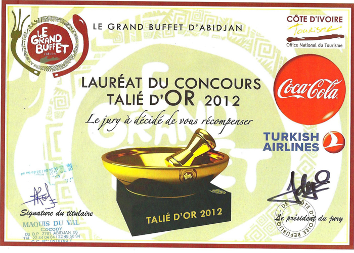 LE GRAND BUFFET D'ABIDJAN